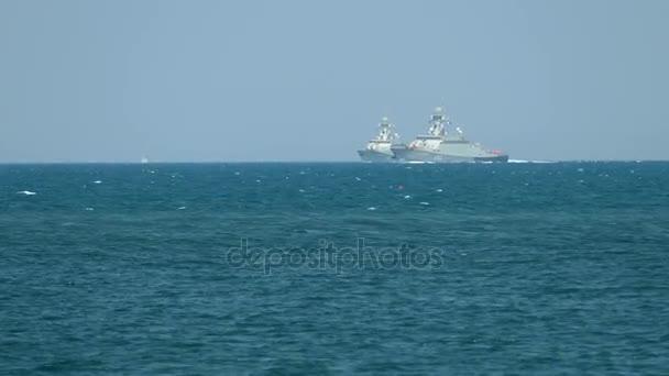 Moderní malé raketové čluny Rusko