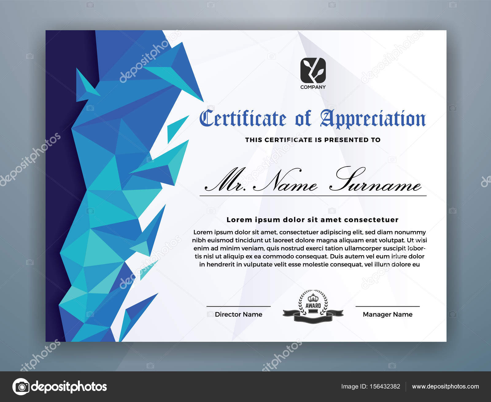 Multipurpose modern professional certificate template stock multipurpose modern professional certificate template stock vector 1betcityfo Gallery