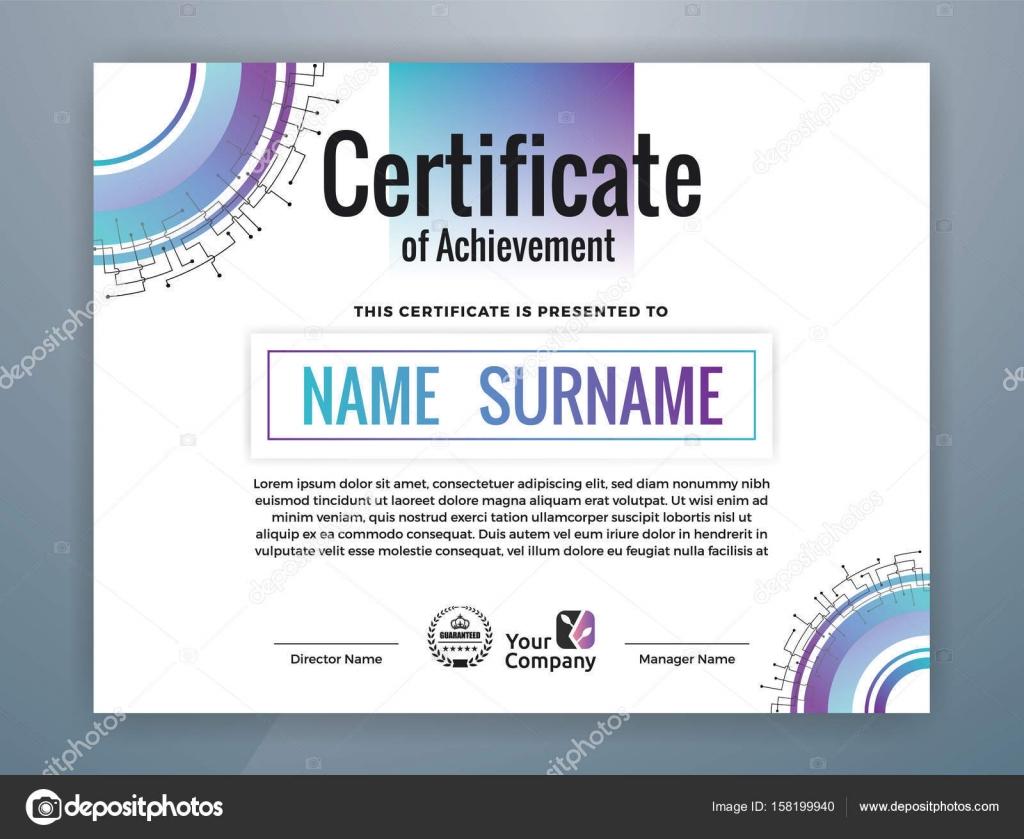Modern professional certificate template design stock vector modern professional certificate template design stock vector 1betcityfo Gallery