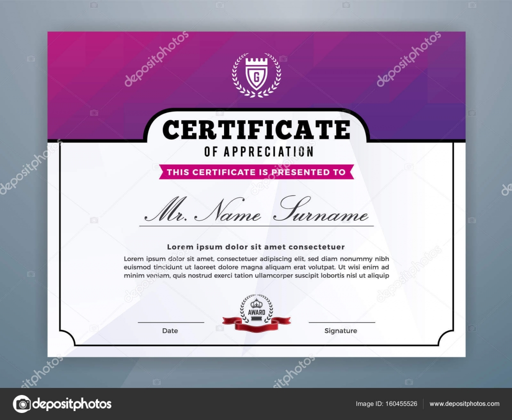 Modern professional certificate template stock vector raftel modern professional certificate template stock vector 1betcityfo Gallery