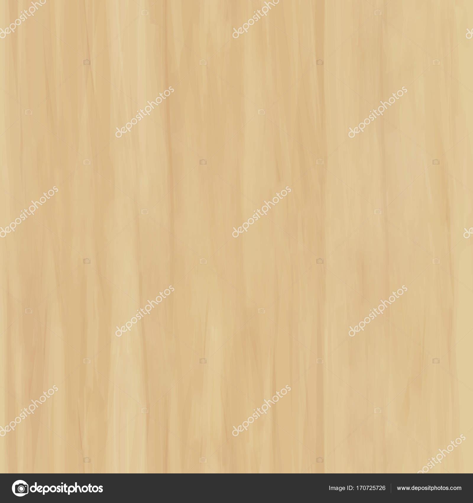 Light Wood Seamless Background Cartoon Texture Stock Photo