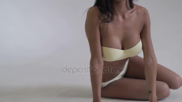 Сексуальноя грудь видео