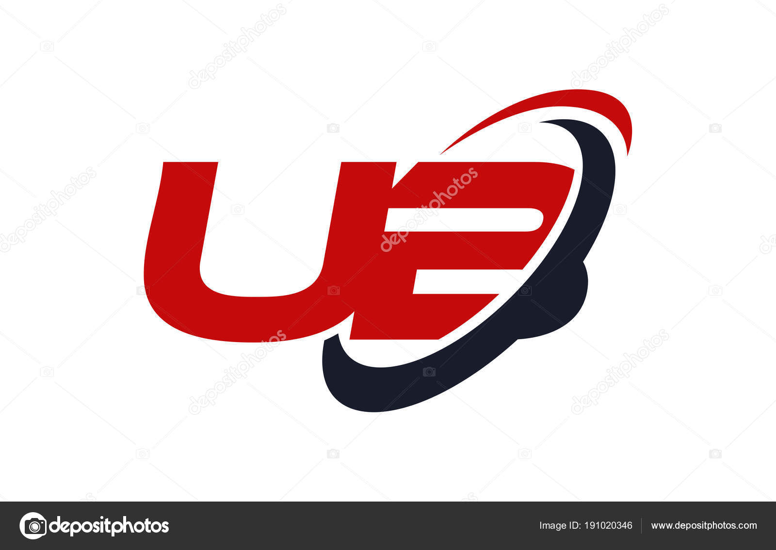 Initial letters logo ub black and gold monogram hexagon shape.
