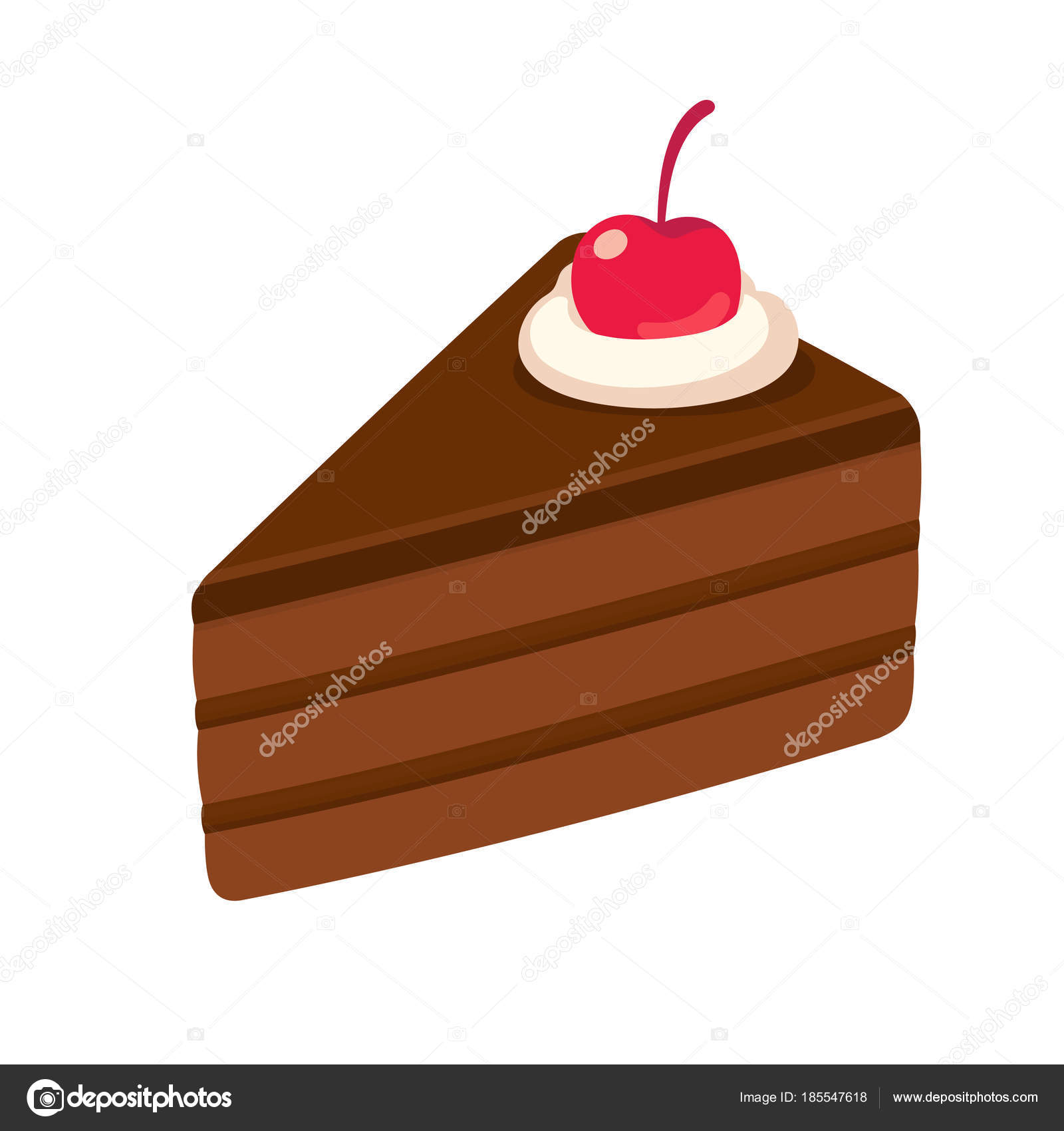 Chocolate Cake Clipart Png