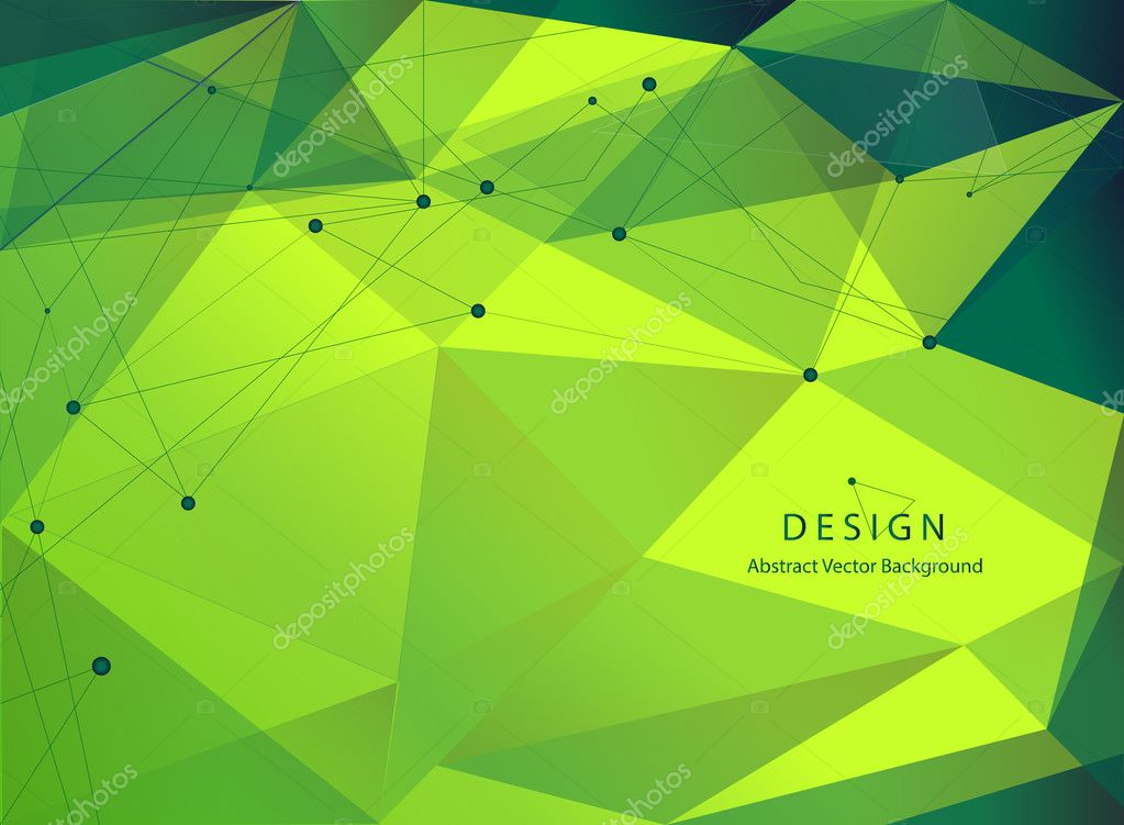 Abstract Light Green Background векторное изображение