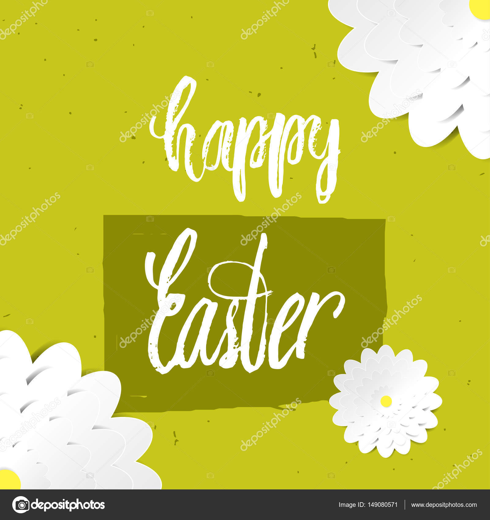 Quote happy easter day background design the design of the label quote happy easter day background design the design of the label easter greeting card kristyandbryce Images