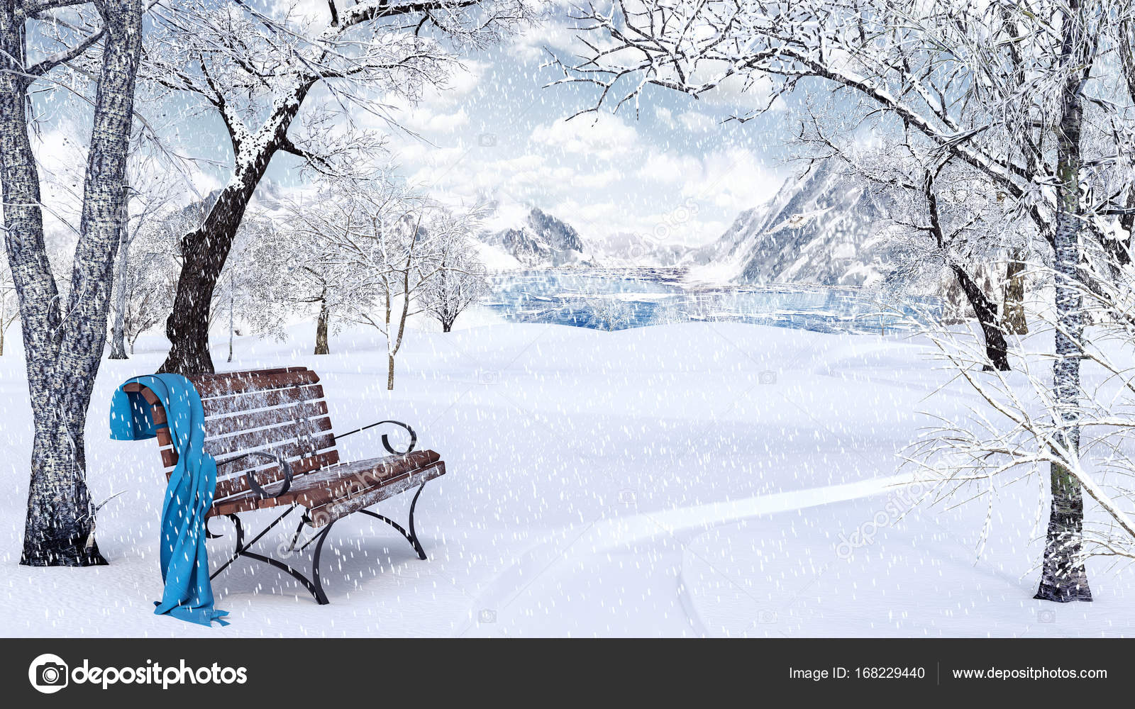Immagini sfondi invernali con neve sfondo invernale con for Immagini inverno sfondi