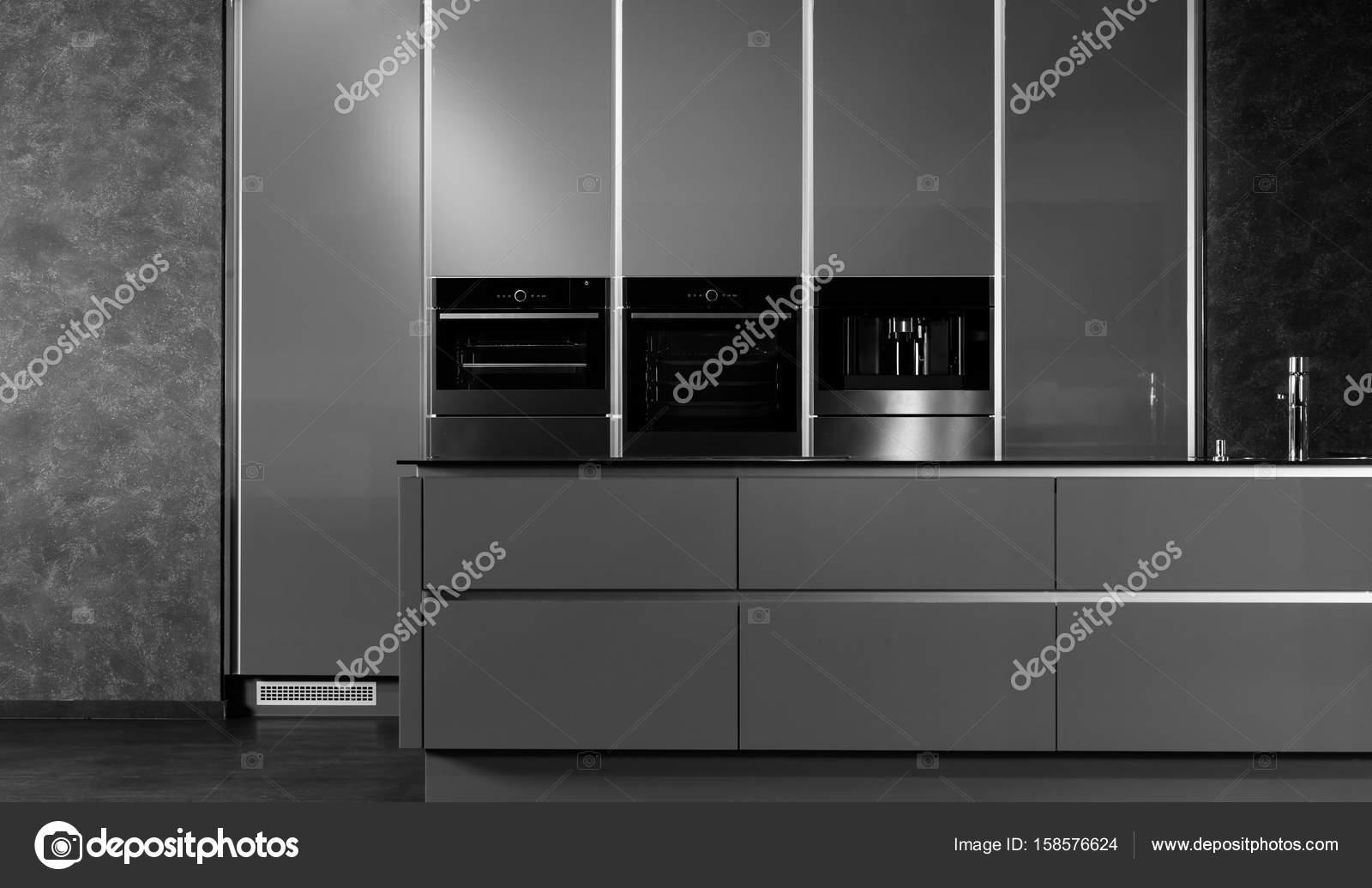 Idée de cuisine minimaliste — Photographie Myvisuals ...