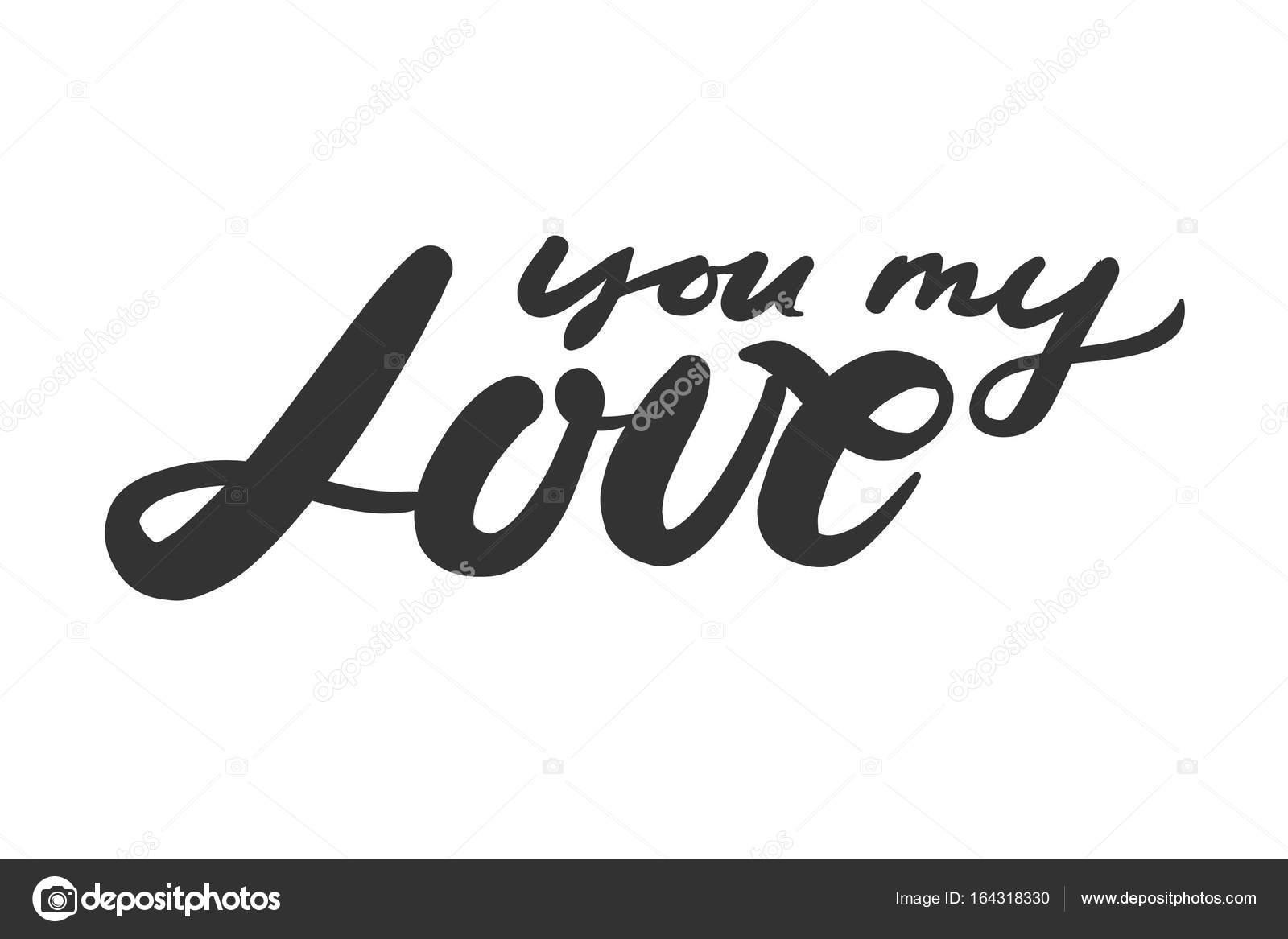 Motivazionali Citazioni Sull Amore Mano Lettering E
