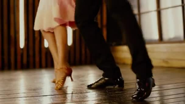 Dirty dancing, a beautiful duet dancing on Valentines Day, against