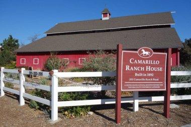Adolfo Camarillo Ranch House