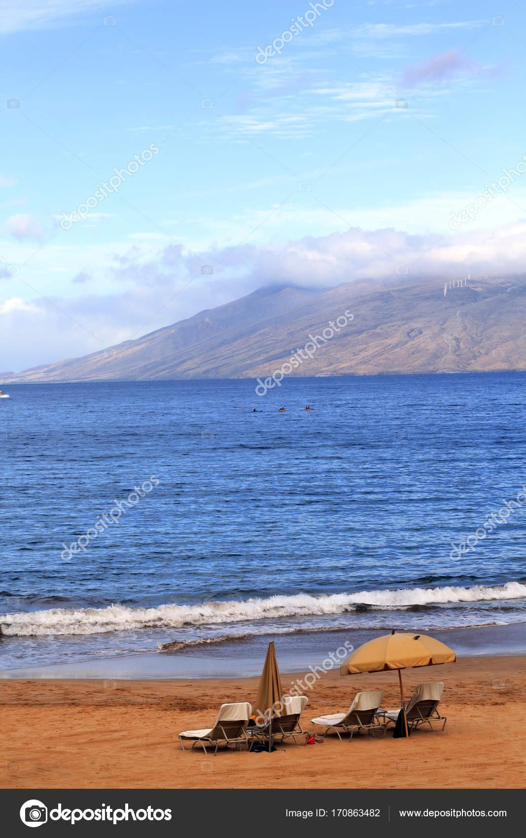 Conforto de praia havaiana — Stock Photo © Foto.Toch  170863482 d24795a544
