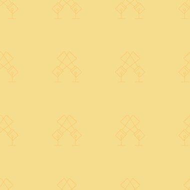 Searchlight seamless pattern