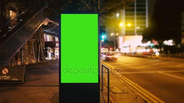 Billboard s prodleva čas fabion