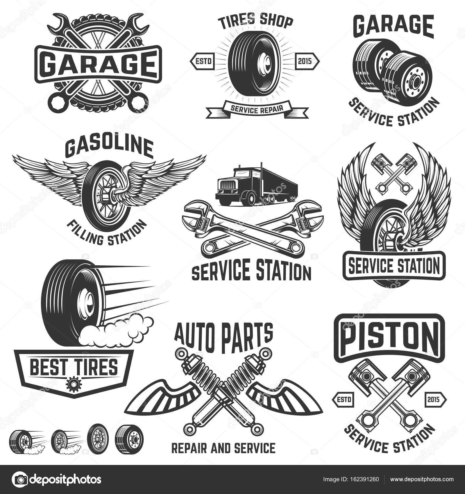 Garage service station auto parts store filling station for Auto p garage roussillon