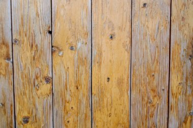 old wooden fence from boards as a background