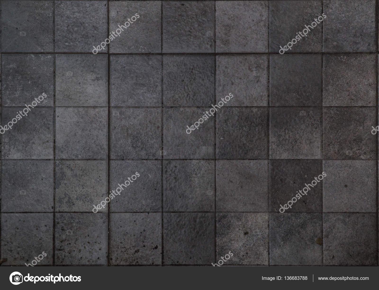 Struttura delle mattonelle cemento cemento grigio superficie