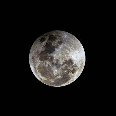 full moon,detail of moon,lunar in space,stack images and high IS