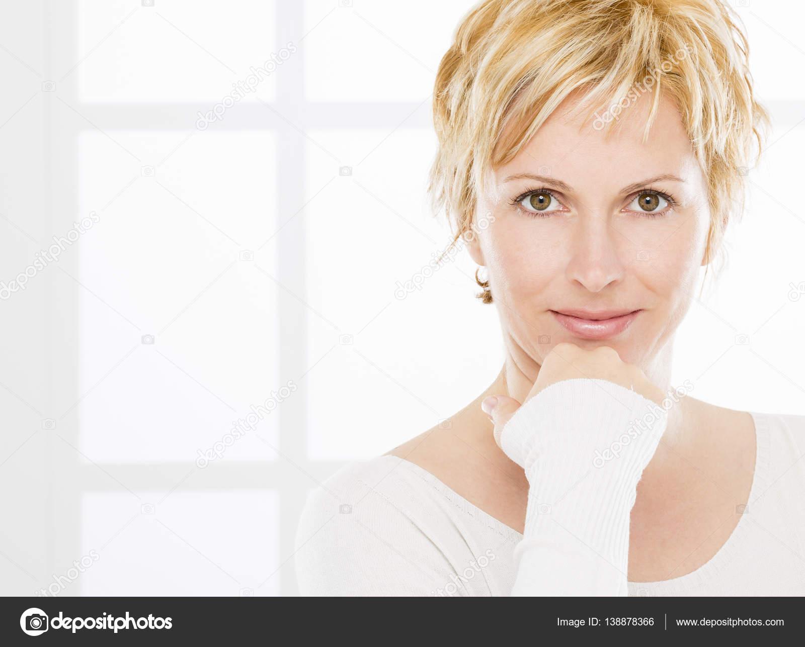 Bilder der 40 Jahre alten Frau