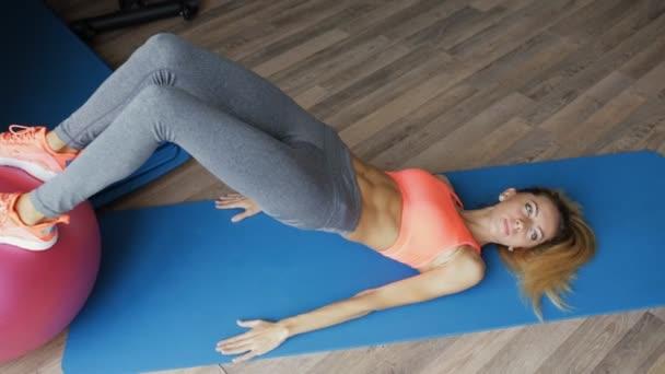 pilates piso videos