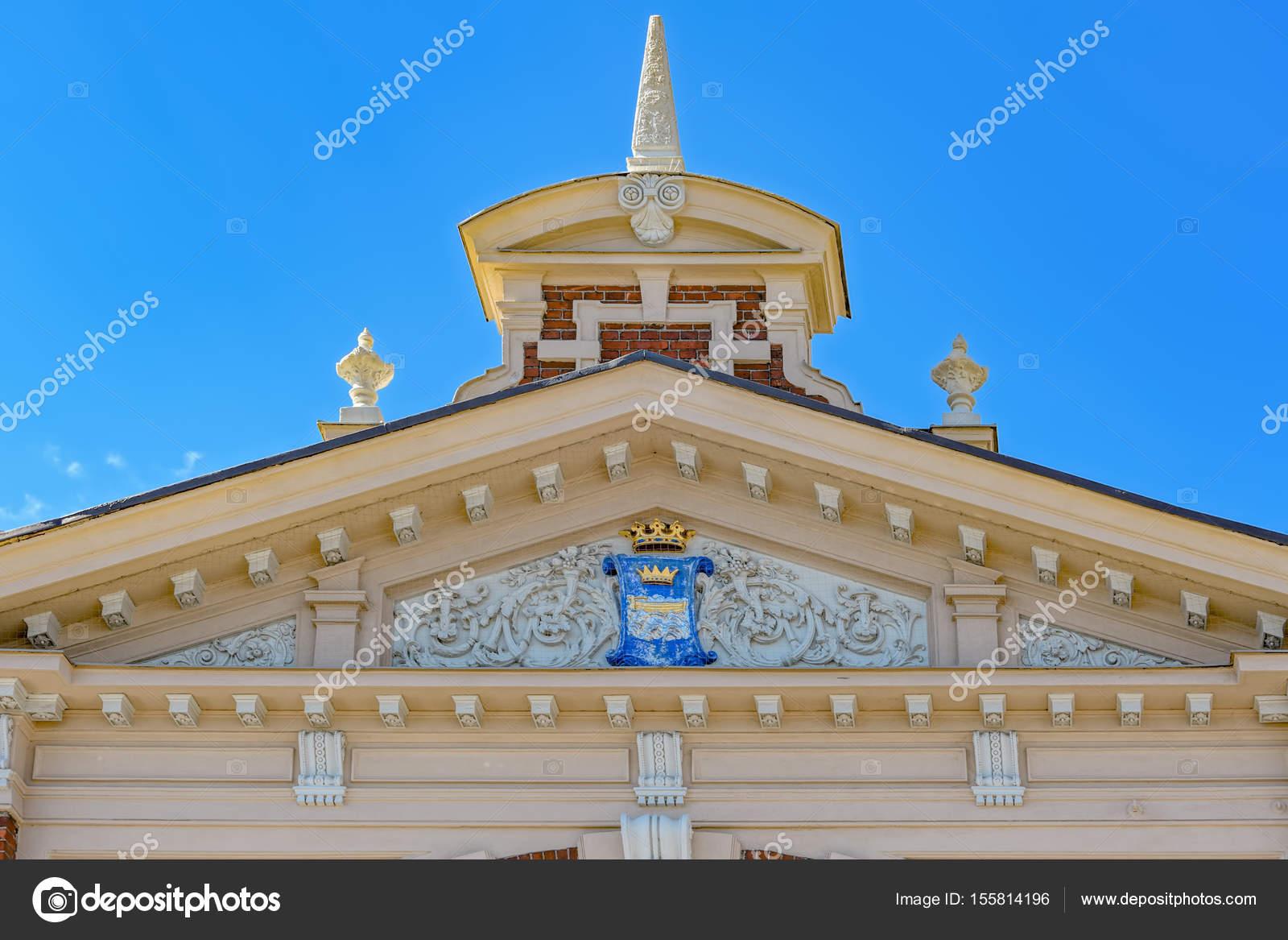Decoratie gegevens van oude markthal helsinki finland