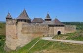 Fortezza medievale Castello di Hotin, Ucraina