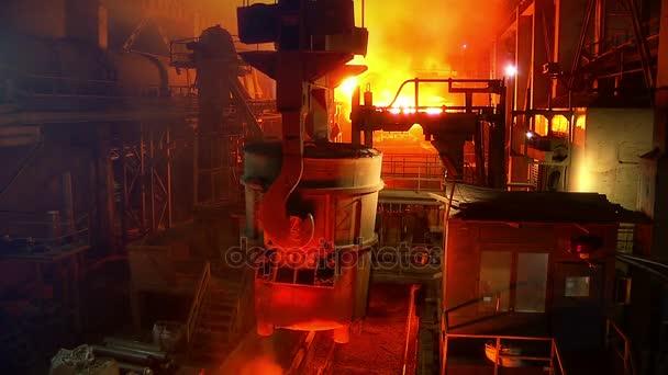 Výroba oceli