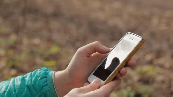 Információ-ra Smartphone böngészés