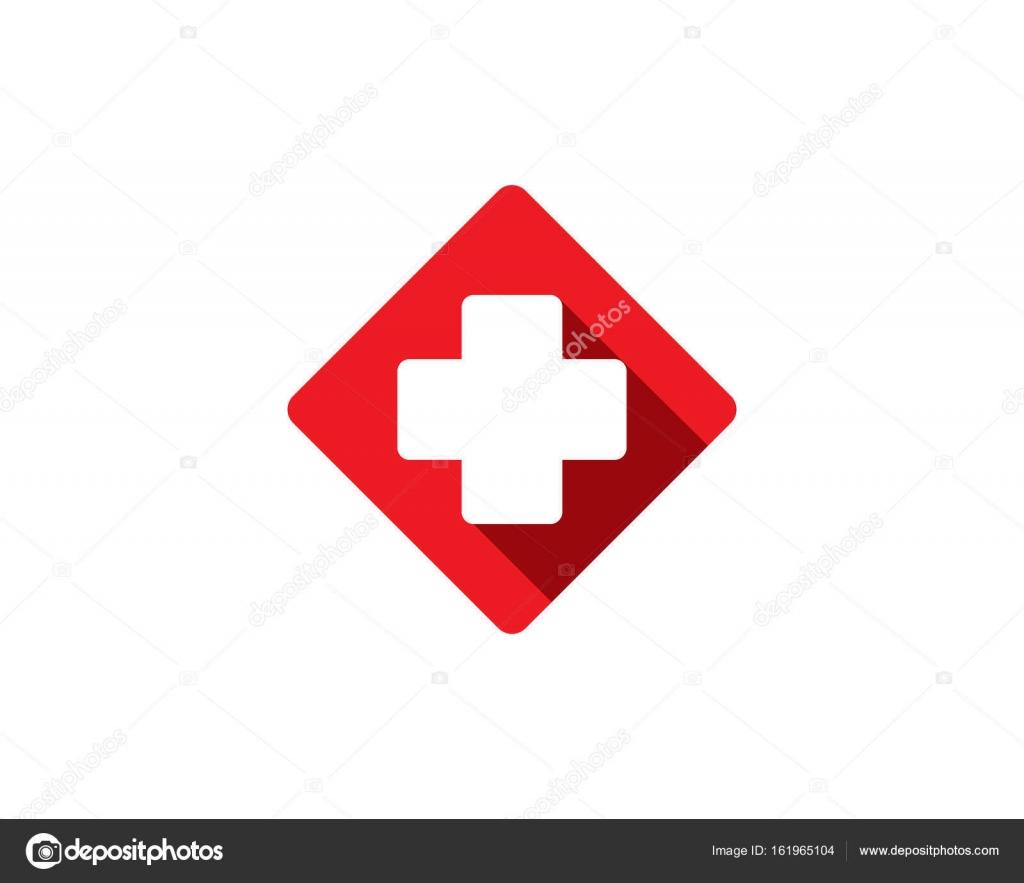 Hospital Logo And Symbols Stock Vector Hatigraphic 161965104