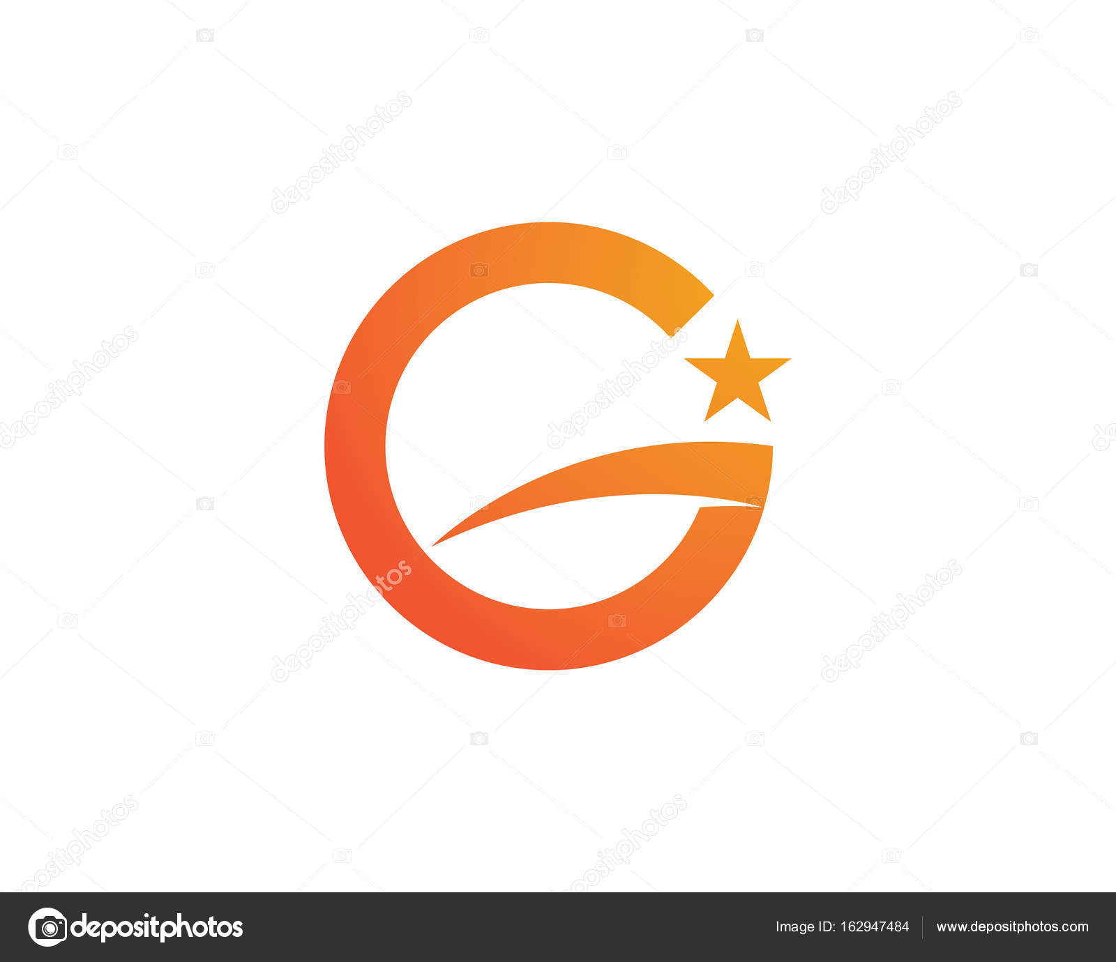 G Letters Logo And Symbols Stock Vector Hatigraphic 162947484