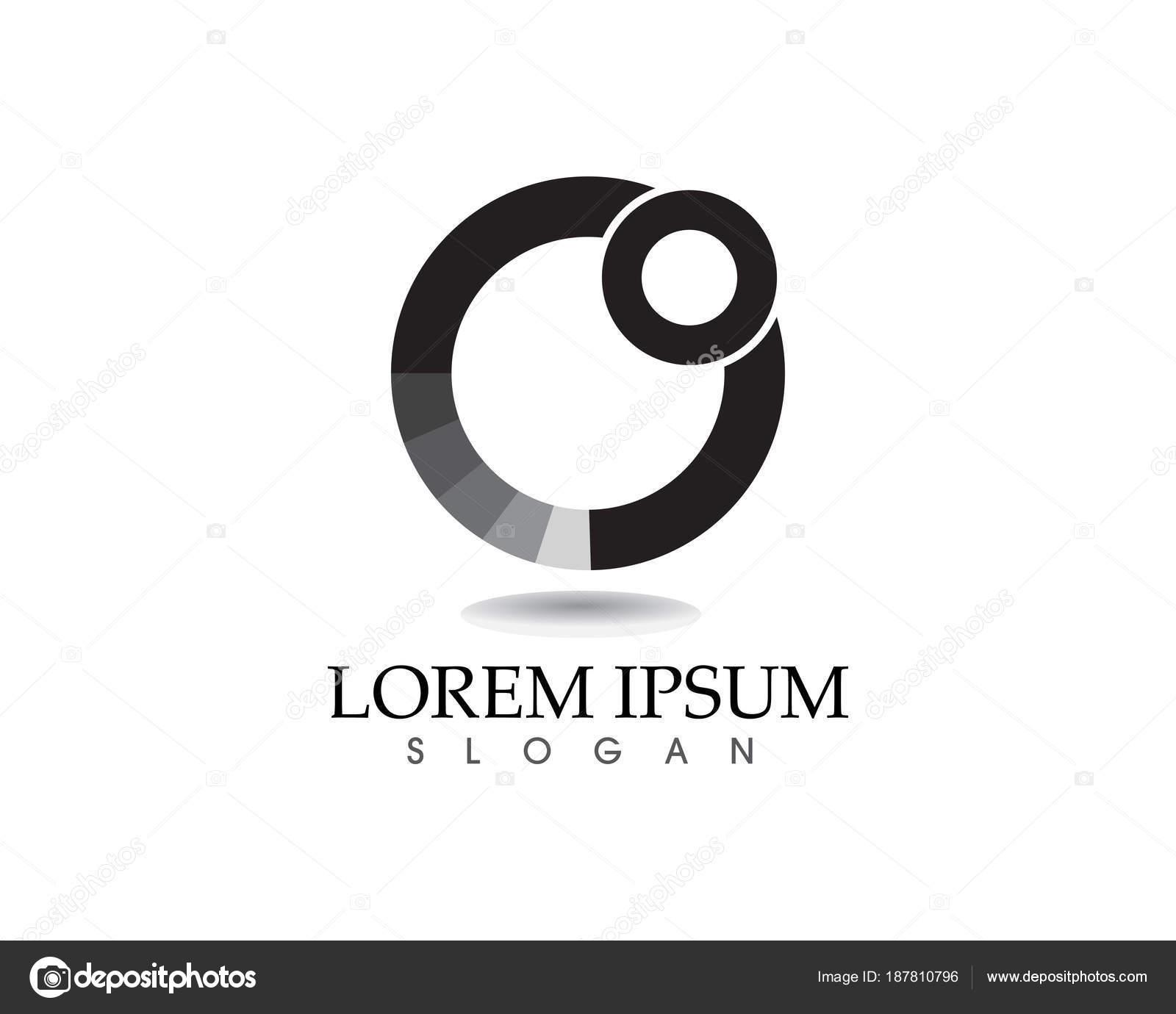 Sun Logo And Symbols Star Icon Web Vector App Stock Vector