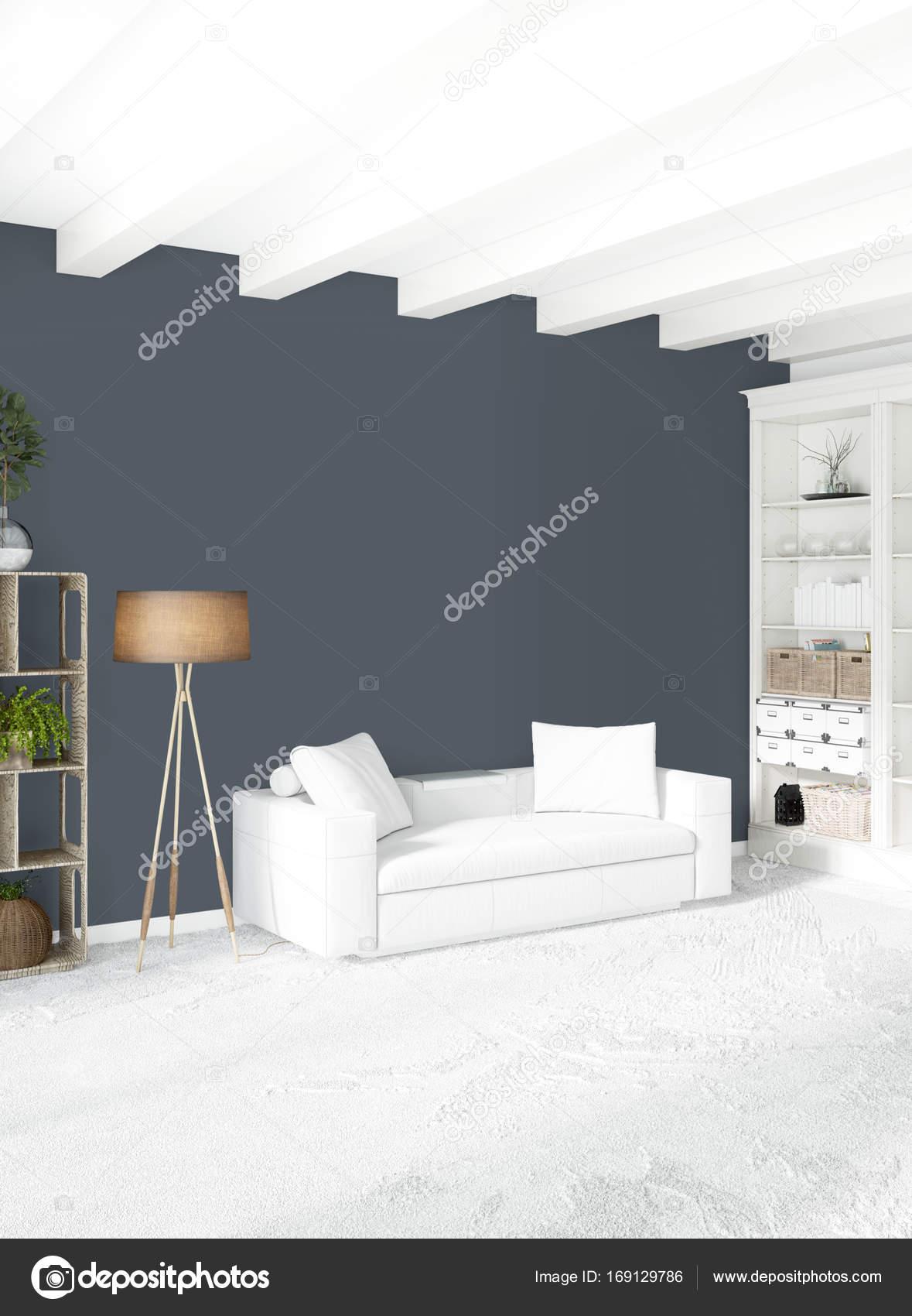 Camera Da Letto Stile Moderno Con Letto Circolare Interior Design : Soppalco con letto matrimoniale in stile moderno interior