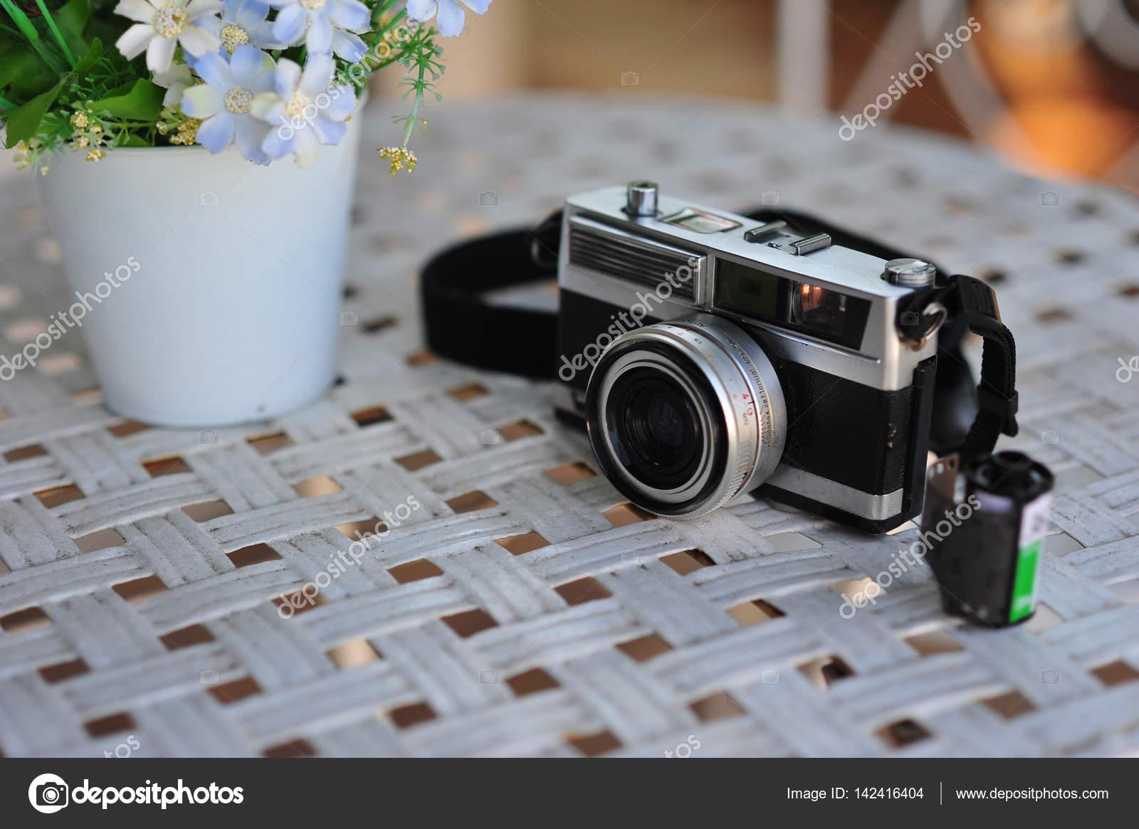 Entfernungsmesser Fotografie : Die alten retro vintage entfernungsmesser film kamera stil