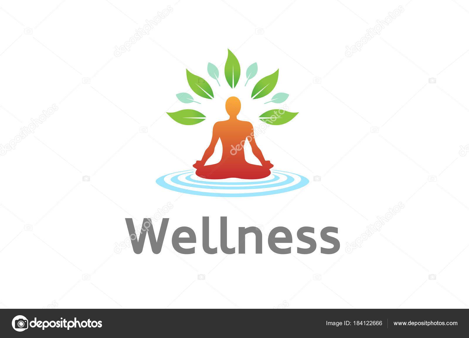 creative body yoga meditation wellness logo design symbol illustration stock vector c guru86 184122666 https depositphotos com 184122666 stock illustration creative body yoga meditation wellness html