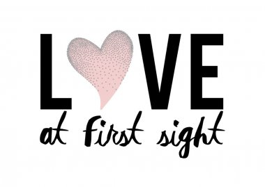 Love At First Sight Premium Vector Download For Commercial Use Format Eps Cdr Ai Svg Vector Illustration Graphic Art Design