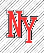 New York city znak písma