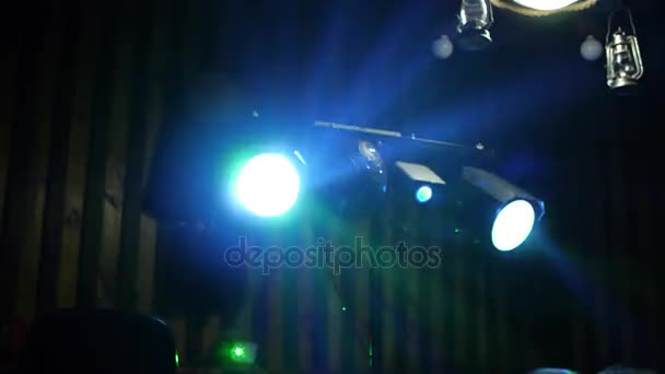 lighting equipment for stage, disco night club