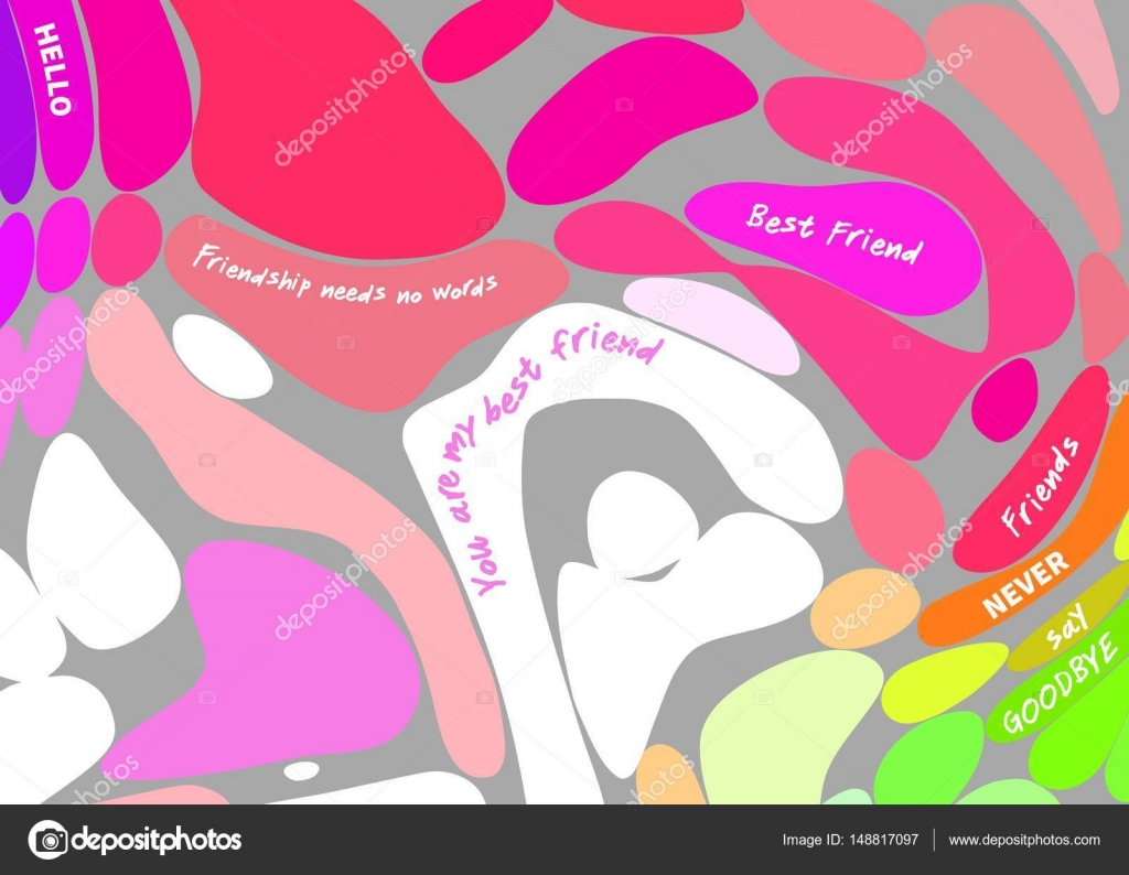 Citaten Voor Vriendschap : Gekleurde zeepbel achtergrond met inspirerende citaten over
