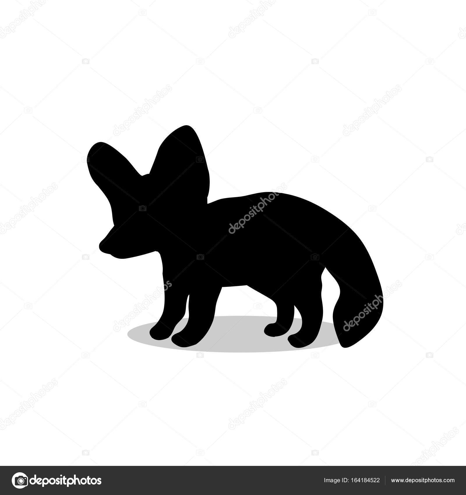 фенек черный
