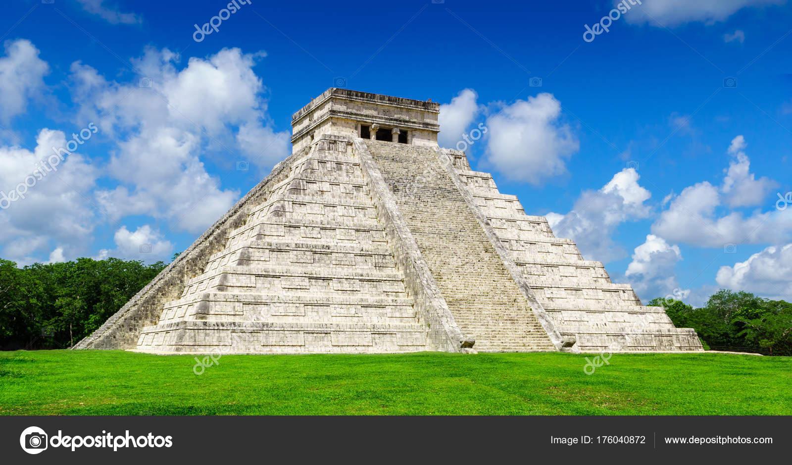 Maya piramitleri