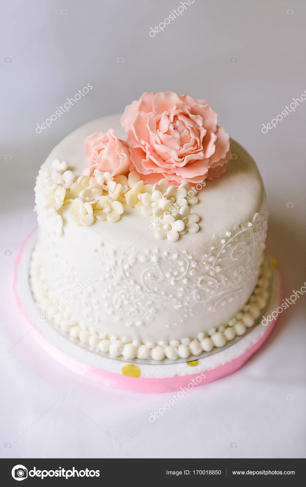 Hochzeitstorte Torte Fur Eine Hochzeit Stockfoto C Olgachan