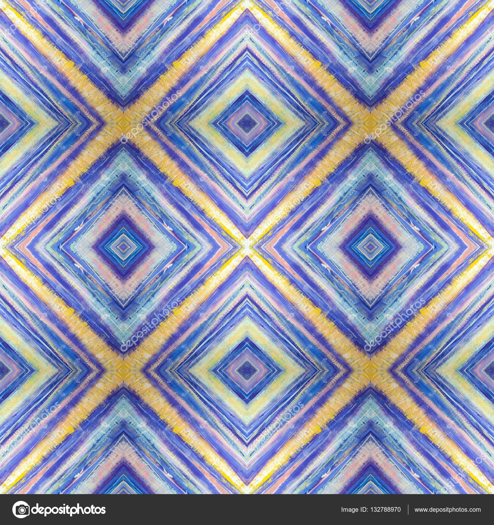 Rhombus abstract tribal seamless pattern. Modern stylish texture ... for Fabric Texture Pattern Modern  186ref
