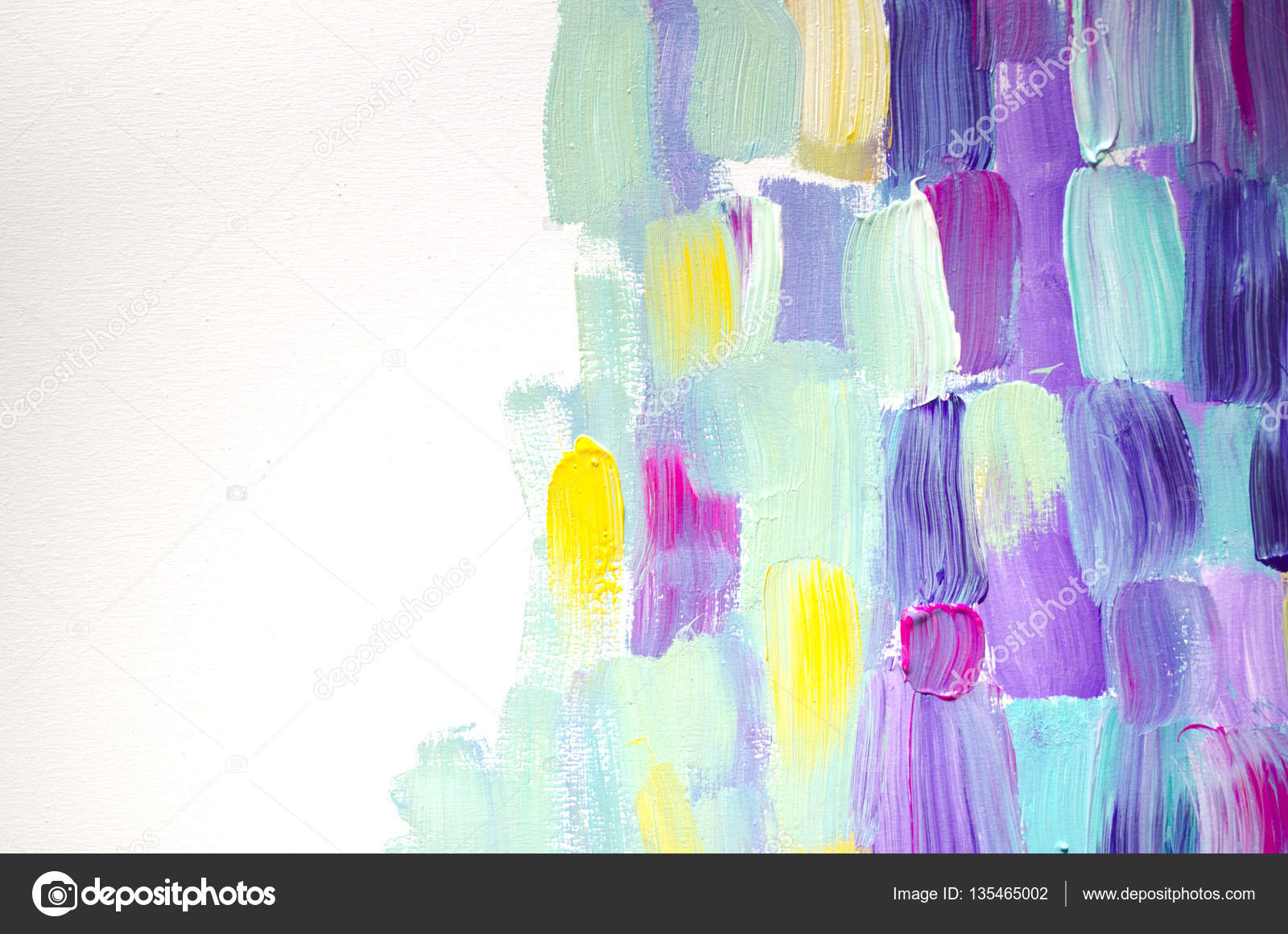 Creative abstract hand painted background wallpaper for Creative abstract painting