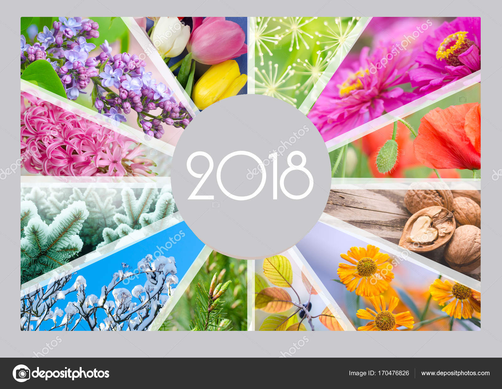 seasonal calendar for 2018 year quarterly calendar of accountant