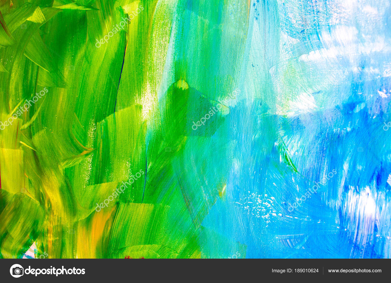 Textured abstract paintingAbstract art background Stock Photo