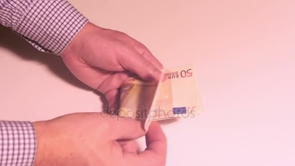 The Euro banknotes
