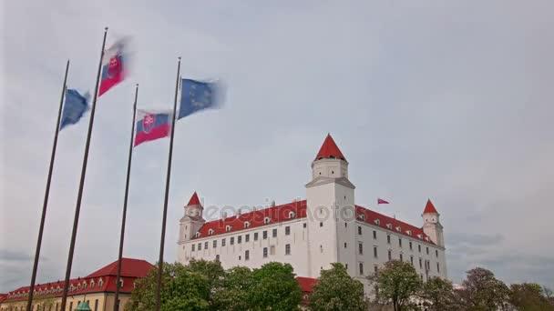 Hrad Bratislava, Slovensko.