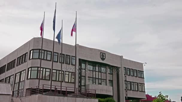 Slovenský parlament palác v Bratislavě