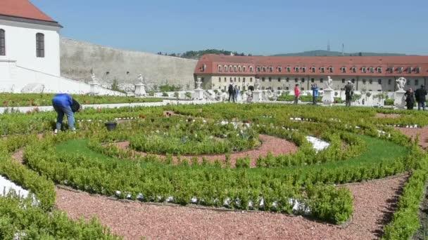 Barokní zahrada v Bratislavě