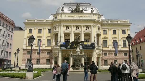 historický palác slovenského národního divadla